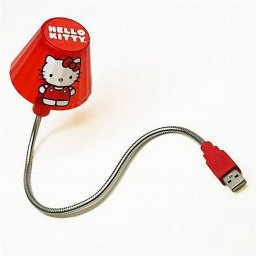 Lampara Para Pc Usb Hello Kitty