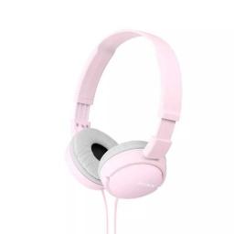 Auricular Vincha Plegable Mdr-Zx110 Rosa