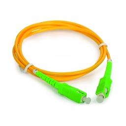 Cable Fibra Optica Amarillo 2M