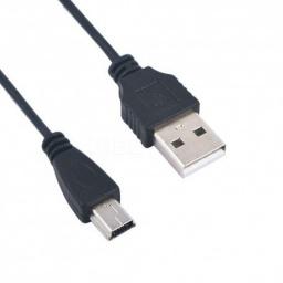 Cable Clasico Mini Usb De 5 Pines 1.5M