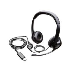 Auricular Vincha Usb Con Microfono Logitech H390