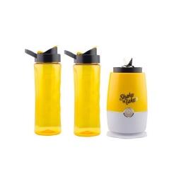 Licuadora Personal Shake & Take 2 Vasos Amarilla