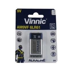 Batería Alkaline 9V Vinnic Am9Vf 6Lr61