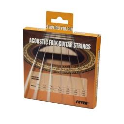 Cuerdas Guitarra Electroacustica Fever