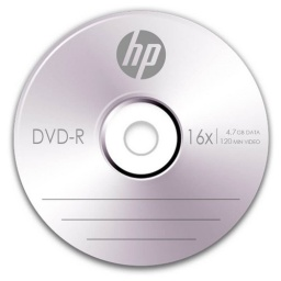 Dvd Virgen Hp -R
