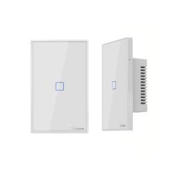 Interruptor De Pared 1 Boton Wifi Sonoff