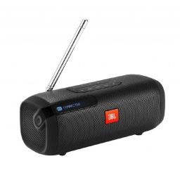 Radio Parlante A Batería Jbl Tuner Fm / Negro