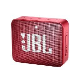 Parlante A Batería Jbl Go2 Rojo