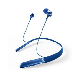 Auricular Inear Bluetooth Jbl Live200 Azul Con Micrófono