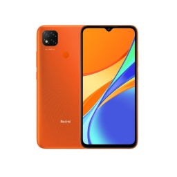 Celular Xiaomi Redmi 9C 3Gb/64Gb Sunrise Orange