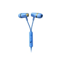 Auricular In Ear Jack 3.5 Con Microfono Joyroom Azul Jr-El11