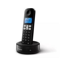 Telefono Inalambrico Con Captor Philips D131 Negro