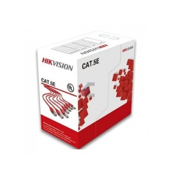 Cable Utp Hikvision Categoria 5E