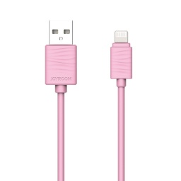 Cable Usb Lightning 1M Joyroom Jr-S118 Rosa