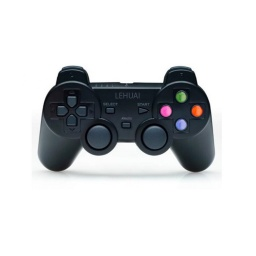 Joystick Ps2/ Ps3 /pc Inalambrico Lehuai/ledstar
