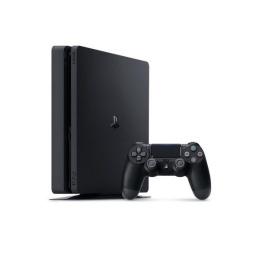 Consola Ps4 Sony 1Tb + Mega Pack De Juegos