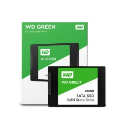 Disco Solido Ssd Wd Green 240Gb Sata 3 2.5""