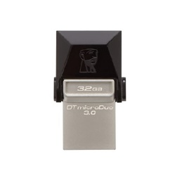 Pendrive Usb Y Micro Usb 32 Gb Kingston Dtdu03
