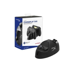 Cargador Hyperx Doble P/ Joystick Ps4