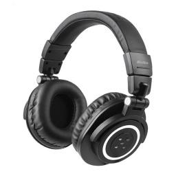 Auricular Vincha Bluetooth Kolke Geo Negro Con Microfono