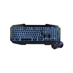 Combo Teclado Y Mouse Gaming Xion Kbgamer4