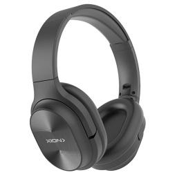 Auricular Vincha Bluetooth Sd/tf Xion Xi-Au50Bt Negro
