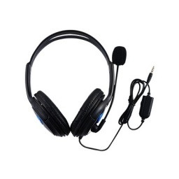 Auricular Vincha Jack 3.5 Gaming Para Ps4 Amd-01