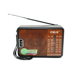 Radio Portatil Cmik Mk-607B