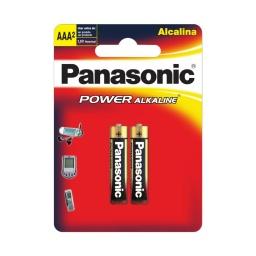 Pila Alcalina Panasonic Aaa