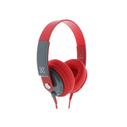 Auricular Vincha Klip Obsession Khs-550Rd