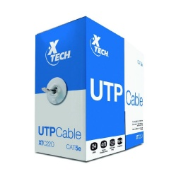 Cable Utp Xtech Categoria 5E