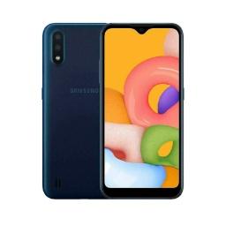 Celular Samsung A 01 16Gb/2Gb Azul