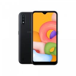 Celular Samsung A01 32Gb Negro