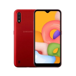 Celular Samsung A01 32Gb/2Gb Rojo