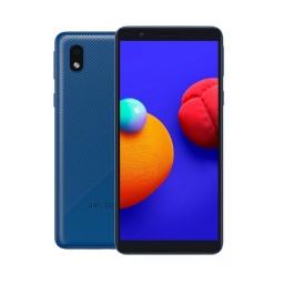 Celular Samsung A01 Core 16Gb / Azul