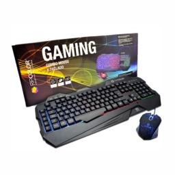 Combo Teclado Y Mouse Gaming Ripcolor J0201