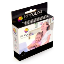 Cartucho Compatible Ripcolor Lc11/16 Negro