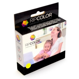Cartucho Compatible Ripcolor Lc11/16 Amarillo