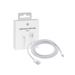 Cable Original Lightning A Usb 2M