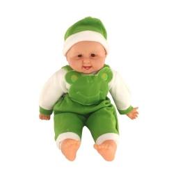 Bebe / Muñeco 50 Cm Verde