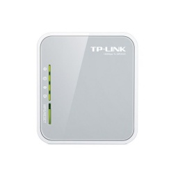Router Wifi Portable 3G/4G Tl-Mr3020