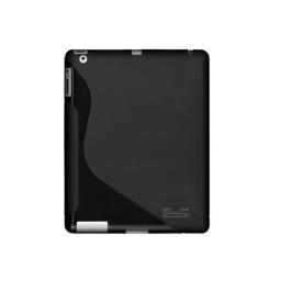 Estuche De Silicona Negro Para Ipad Mini Klip Ktk-008Bk