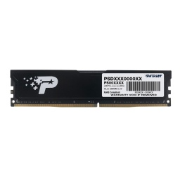Memoria Ram 8Gb Ddr4 Patriot 2666 Mhz