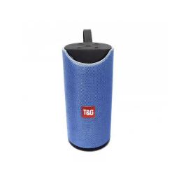 Parlante T&g Portable Mod. 113 Azul