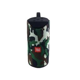 Parlante T&g Portable Mod. 113 Camuflado
