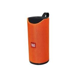 Parlante T&g Portable Mod. 113 Naranja