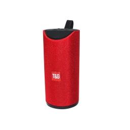 Parlante T&g Portable Mod. 113 Rojo