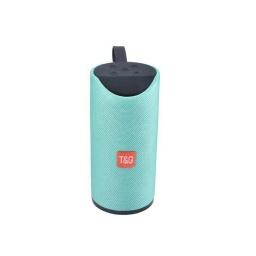 Parlante T&g Portable Mod. 113 Verde