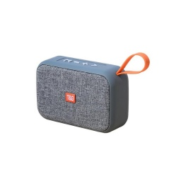 Parlante T&g Portable Mod. 506 Gris