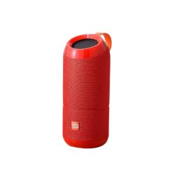 Parlante T&g Portable Mod. 507 Rojo